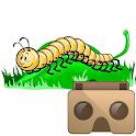 Centipede Roller Coaster VR icon