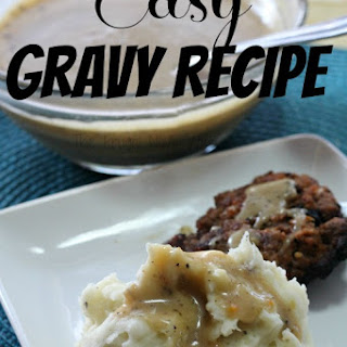 Easy Gravy Recipe – My Best Gravy