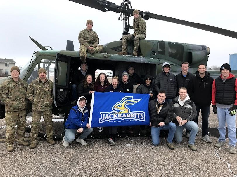 SDSU AFROTC Cadets