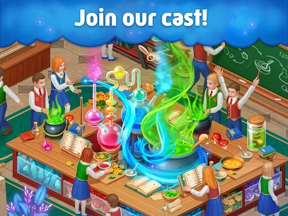 Spellmind – Magic Match Mod Apk (Unlimited Gold Coins and Crystal) 10