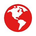 Time Zone Converter - World Time Zones - Clock icon