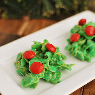 Holly Crackles Recipe
