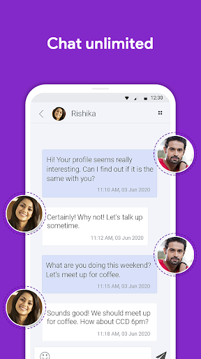 QuackQuack - Best Online Dating App in India 6.3.7 Screenshots 16