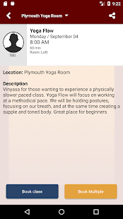 MI Yoga Room- screenshot thumbnail