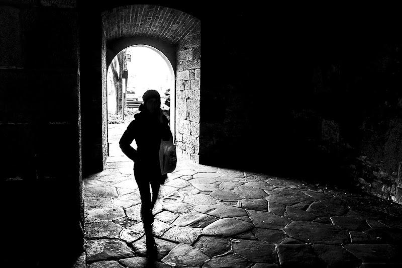 Nell'ombra di Simone De Barba