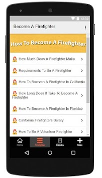 Download How To Become A Firefighter APK latest version app