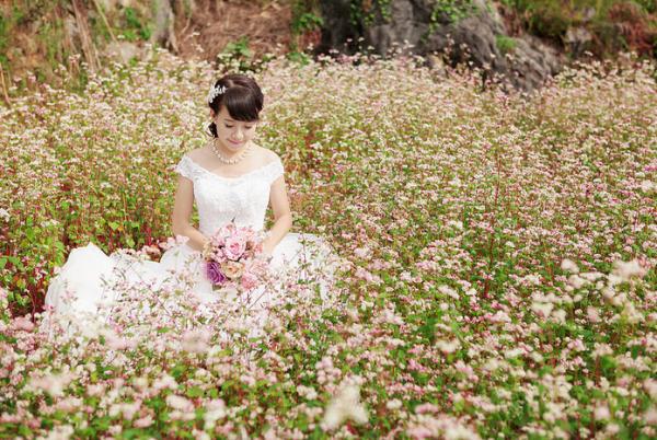 Những địa điểm chụp ảnh cưới lý tưởng ở Hà Giang