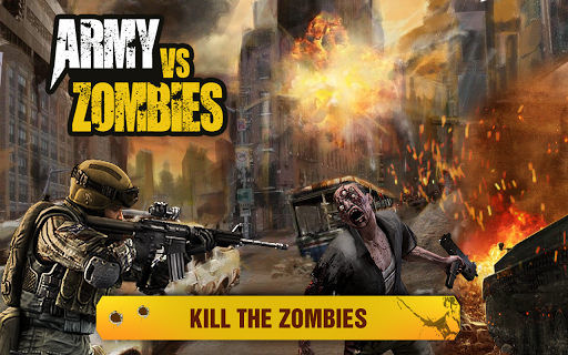 Army Zombies War