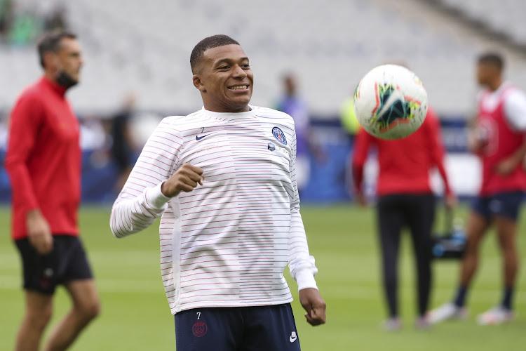 Kylian Mbappé pourrait bien faire son retour pour la Ligue des Champions