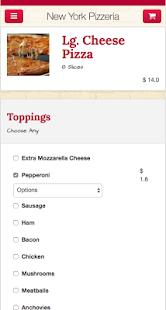 New York Pizzeria - náhled