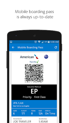 American Airlines 5.8.1 screenshots 6