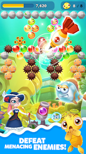 Bubble Incredible : Shooting Puzzle - náhled