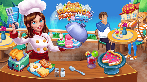 Cooking Delight Cafe- Tasty Chef Restaurant Games 1.6 screenshots 1