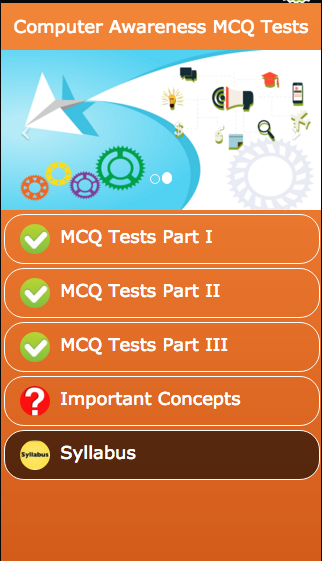 Computer Science Quiz - Online Computer Multiple Choice Questions (MCQ)
