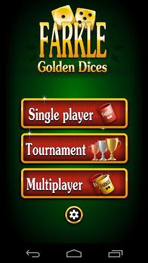 Fakle Golden Dice Premium