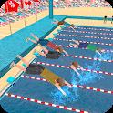 Kids Swimming Pool Water Race Championship 2020 icon