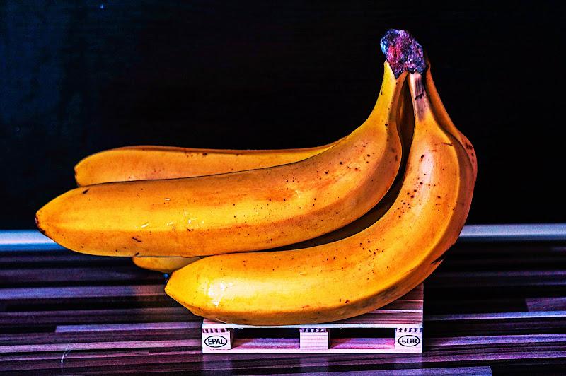 La banana di Blondphoto