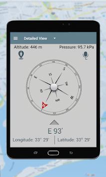 Download GPS Toolbox GPS Coordinates Latitude And Longitude APK - Altitude longitude finder