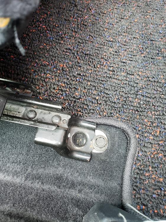 シルビア S15のシート,腰が…に関するカスタム&メンテナンスの投稿画像2枚目