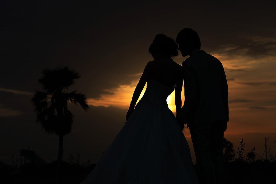 Wedding, Joy, Thailand, Pair, People, Thailand Sets