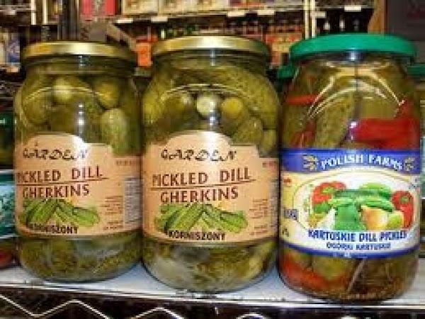 Polish Pickles Recipe