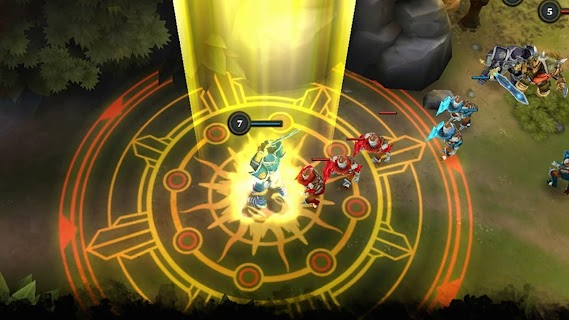 Legendary Heroes MOBA screenshot 14