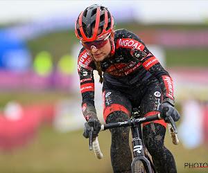 Denise Betsema wint de Ethias Cross in Bredene