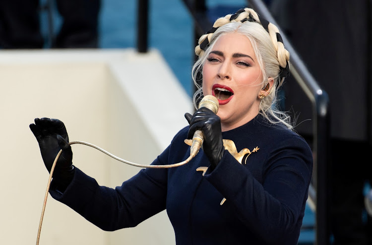 Five people have been arrested in connection with the theft of Lady Gaga's dogs.
