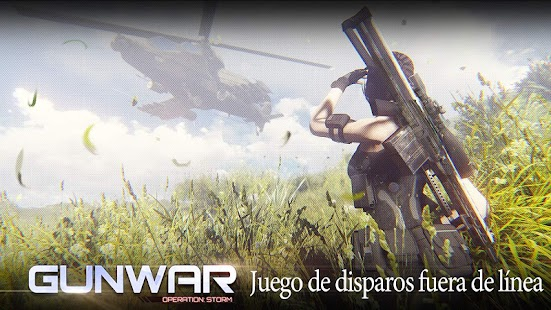 Gun War: Shooting Games Screenshot