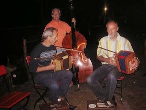 Photo: Das reduzierte Schwyzerörgeli-Quartett Kolibri glänzte mit ihren virtuosen Vorträgen