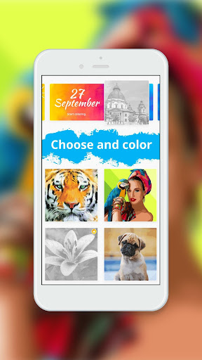 Color by Number Oil Painting 1.6.1 screenshots 6