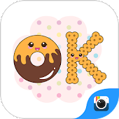 (FREE) Z CAMERA CANDY STICKER
