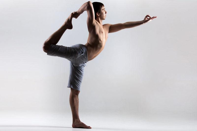 Natarajasana ( Dancer Pose)