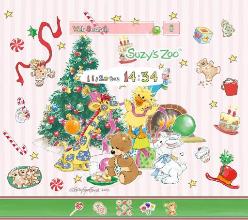 Suzy's zoo聖誕節 [+]HOME