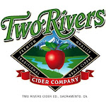 Logo for Two Rivers Cider Co.