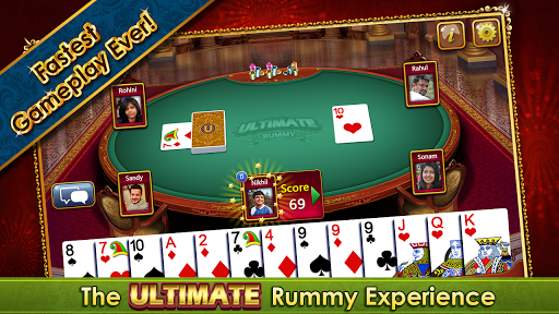 Ultimate RummyCircle - Play Rummy screenshots 2