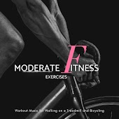Moderate Fitness Exercises - Workout Music For Walking On A Trademill And Bicycling