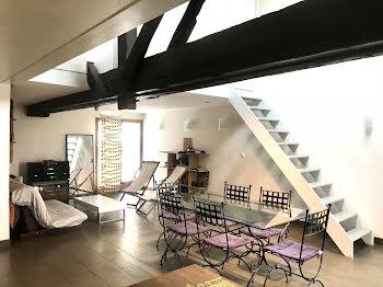 loft à La plaine saint denis (93)