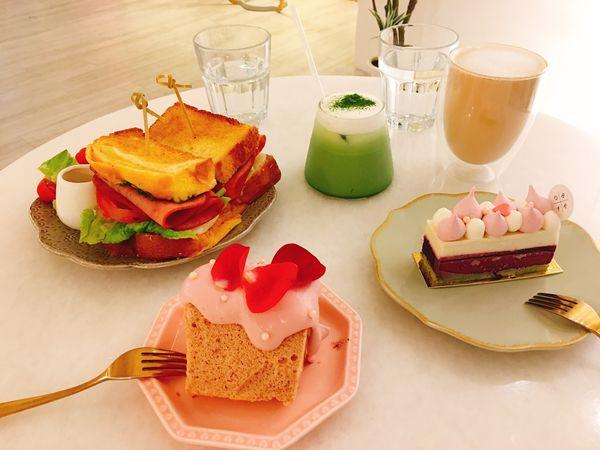 BOKA,超好拍的隱藏氣質美店,鹹食、蛋糕都一網打盡