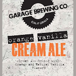Garage Orange Vanilla Cream Ale