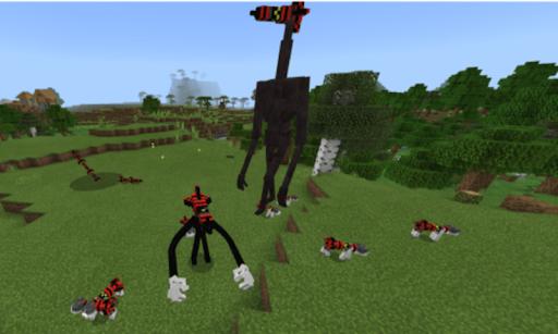 Trevor Henderson Creatures for Minecraft PE cheat hacks