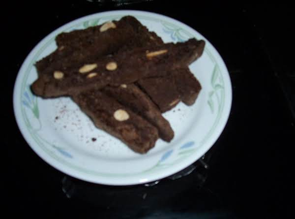 Chocolate Almond Biscotti Recipe