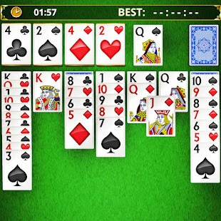 SOLITAIRE CARD GAMES FREE!- screenshot thumbnail