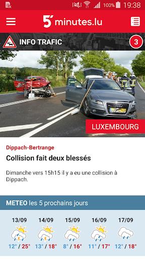 RTL 5minutes.lu