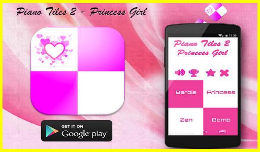 Piano Tiles 2 Princess Girls