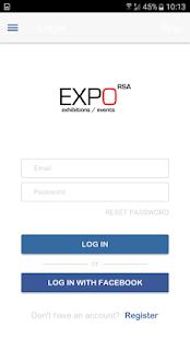 expoRSA screenshot 1