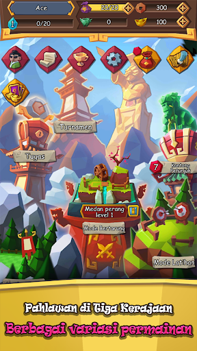 Game Perang Royale - Clash Of ThreeKing  screenshots EasyGameCheats.pro 5