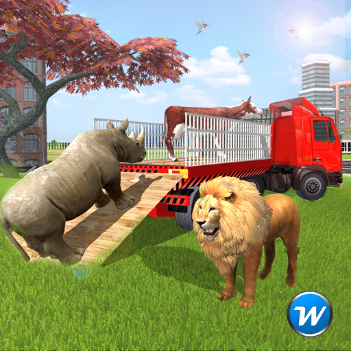 City Animal Truck Transport (game)