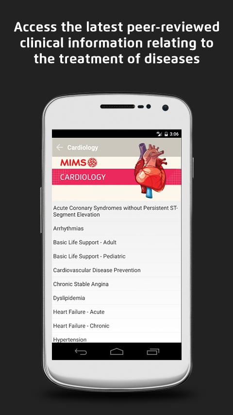 MIMS Malaysia - Drug Information, Disease, News- screenshot