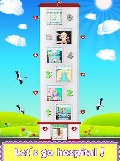 Pregnant Princess Baby Birth Games for PC